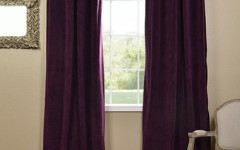 Blackout drapes of any design are great to keep thermal energy in or block it from overheating your house.