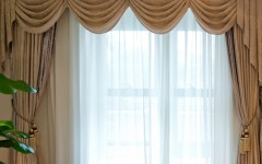 Curtains are a great way to help you save money on energy this summer.