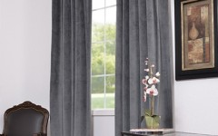 Floor-length drapes are very popular for 2014.