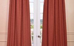 Introduce fall-hued curtains in your dining room this Thanksgiving.