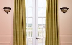 Try updating your empty nest with fresh colored curtains.
