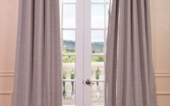 Use blackout curtains in your bedroom to get a good night's sleep.